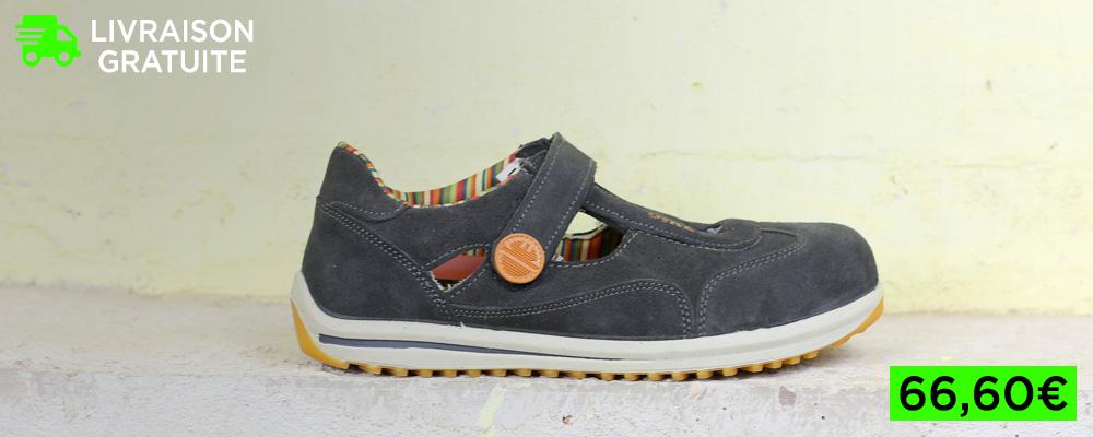 Sandales de sécurité légères
