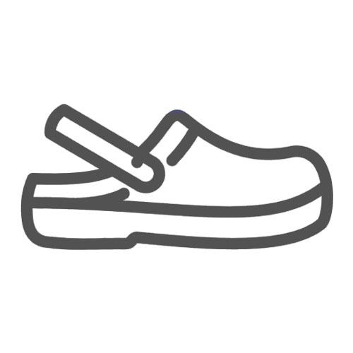 Chaussures de sécurité Blanches