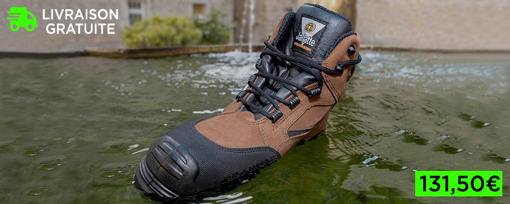 Chaussures de sécurité Jallatte