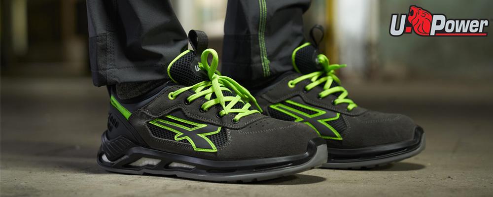 Chaussures de sécurité U-Power légères