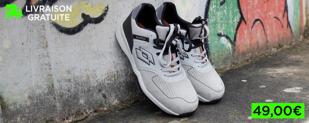 Chaussures de sécurité sportives