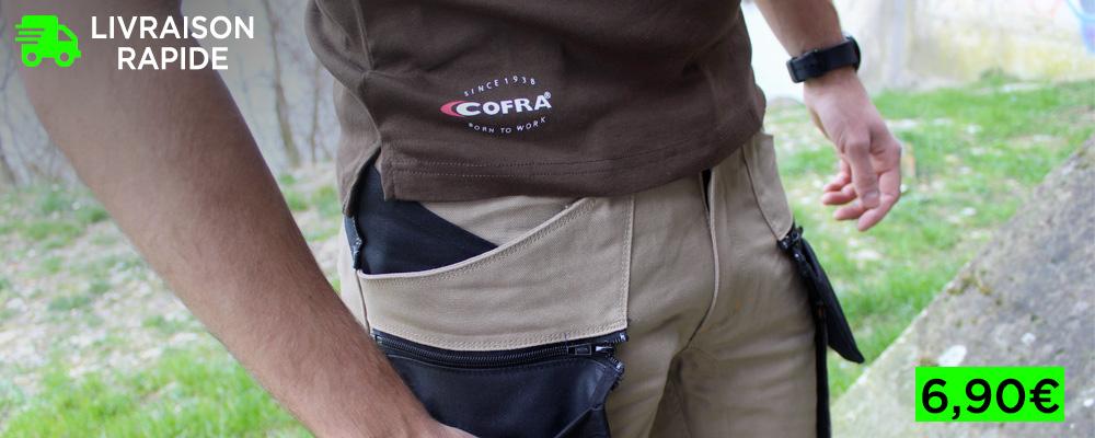 Vêtement de travail Cofra