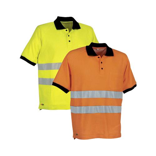 T-shirts, polos et pulls haute visibilité