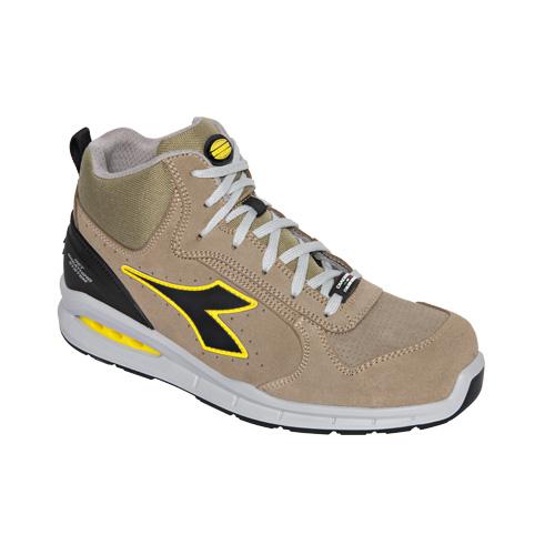 Chaussures de sécurité montantes