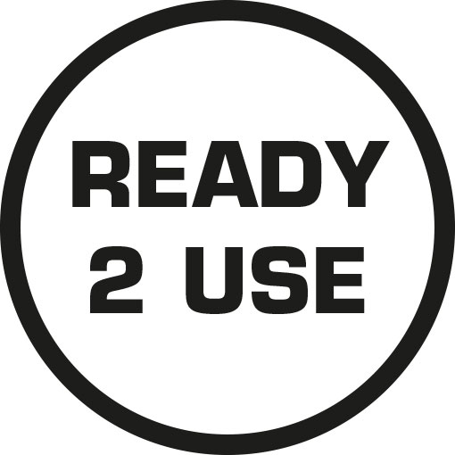 saldatrice inverter telwin force 125 pronta per essere usata da subito