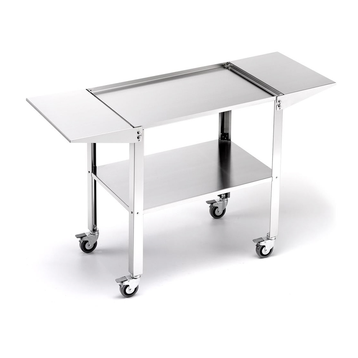 Chariot pro inox grand Ompagrill 46130 pour planche