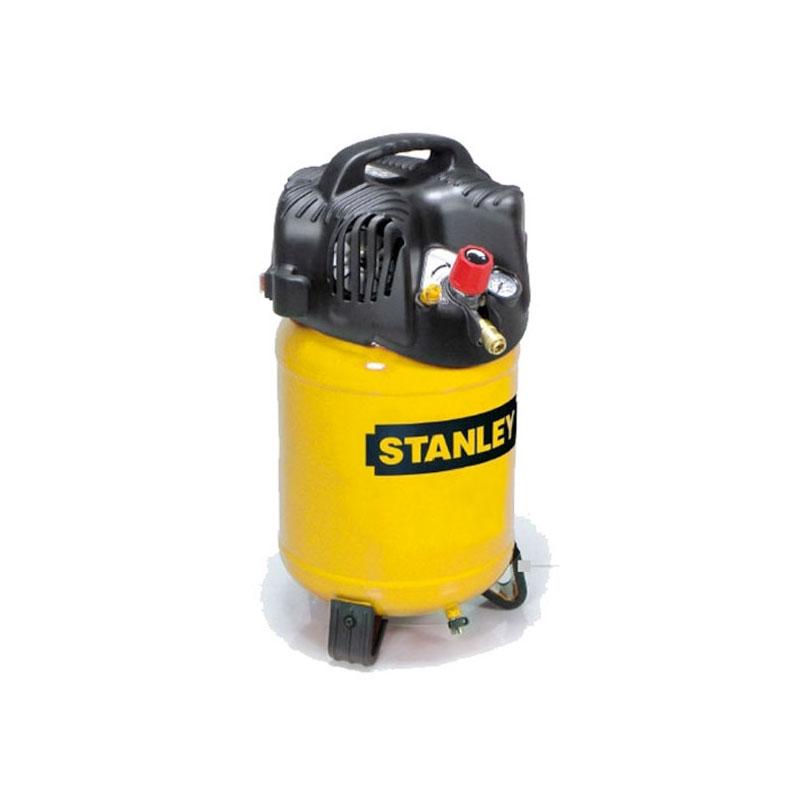 Compresseur d'air 24Litres 1,5CV Stanley D 200/10 / 24V