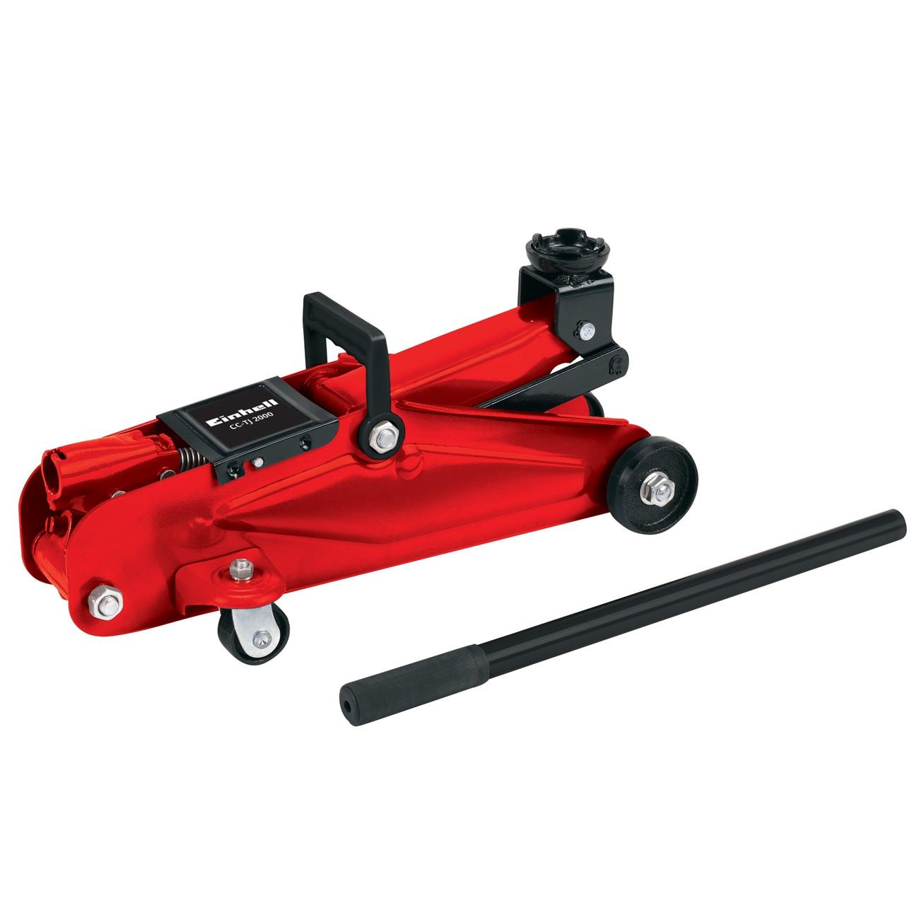 Remorque hydraulique Einhell CC-TJ 2000
