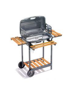 Barbecue à charbon Ompagrill 60-40 Saturno/rcn