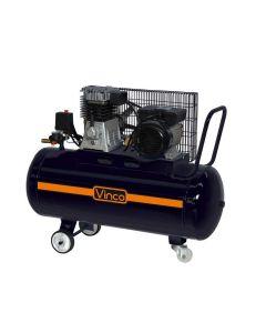 Compresseur d'air 100 litres 3 CV Vinco 60604