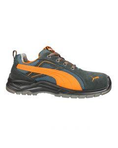 Chaussures de sécurité Puma Omni Orange Low S1P SRC