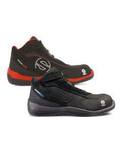 Chaussure sécurité haute Sparco Racing Evo NRNR S3 SRC