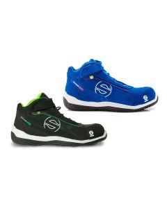 Chaussure de sécurité haute Sparco RACING EVO AZAZ S3 ESD SRC