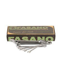 Jeu de 25 clés combinées Fasano FG 600 / SC25
