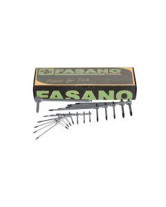 Jeu de 8 clés Fasano FG 621TX / S8B