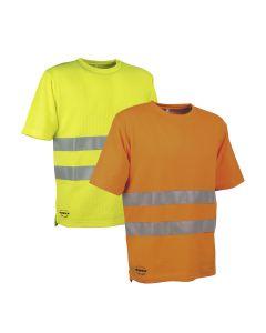 T-Shirt de travail haute visibilité Cofra View