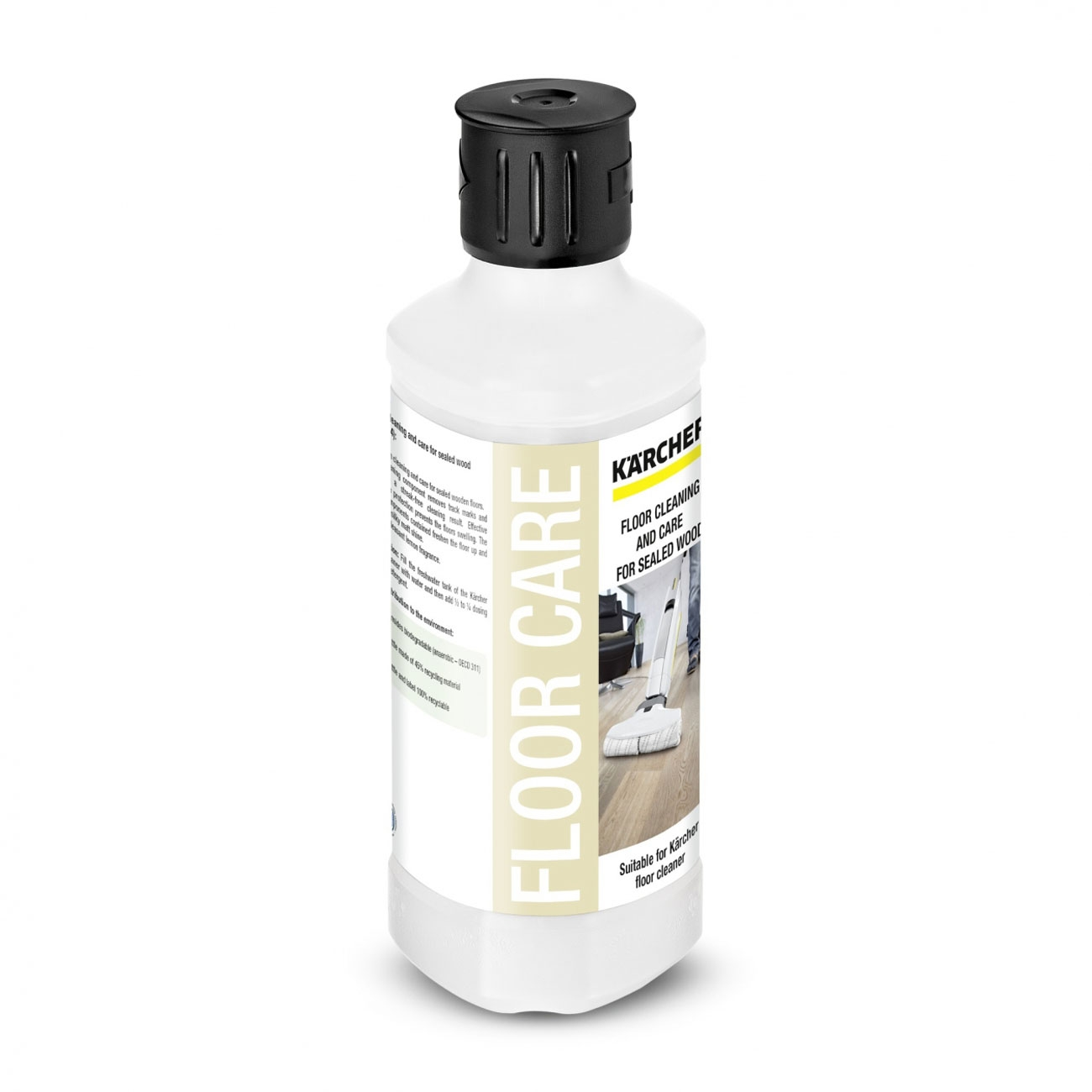 Karcher nettoyant pour parquet RM 534 500 ml