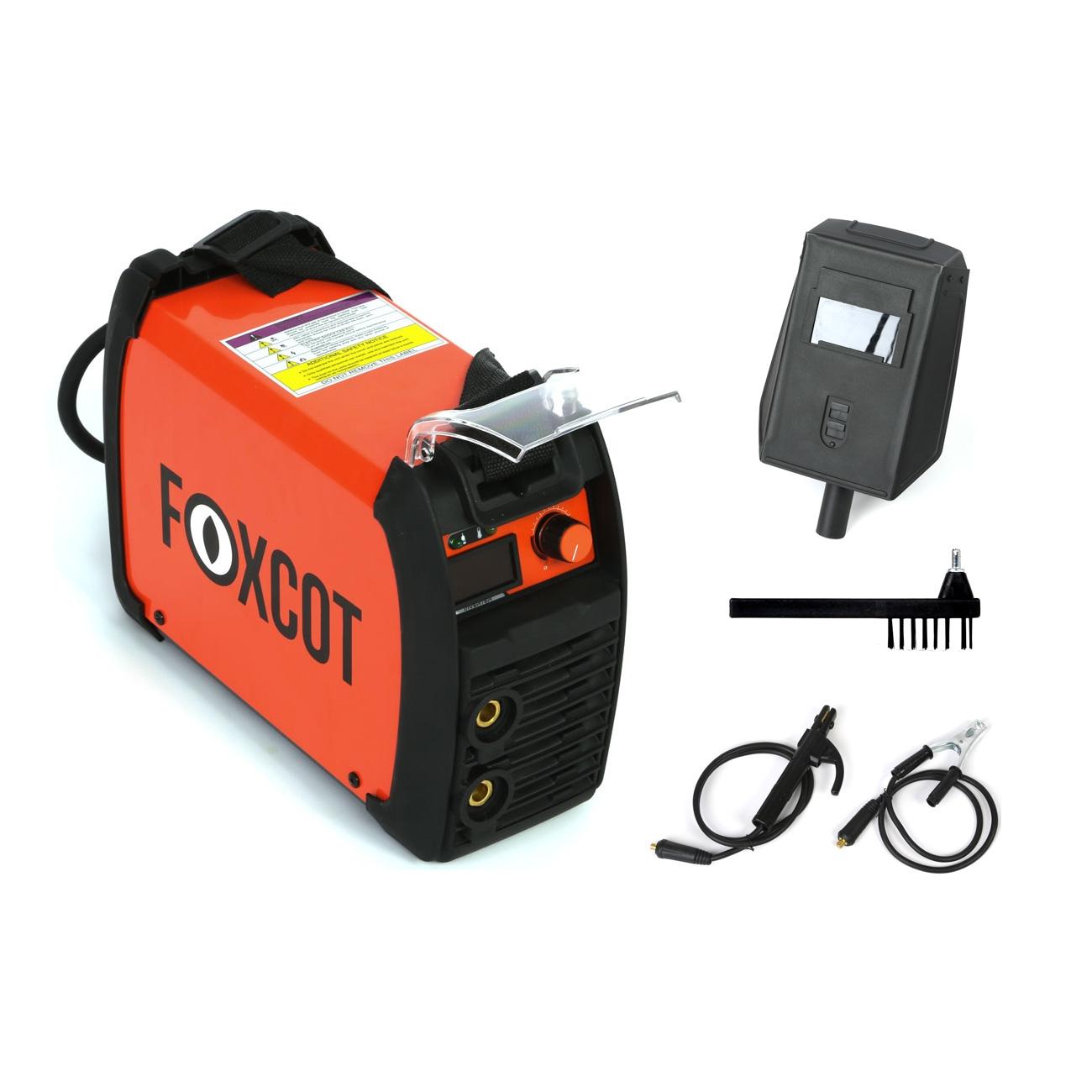 Poste à souder Inverter Foxcot MMA145A pour usage domestique