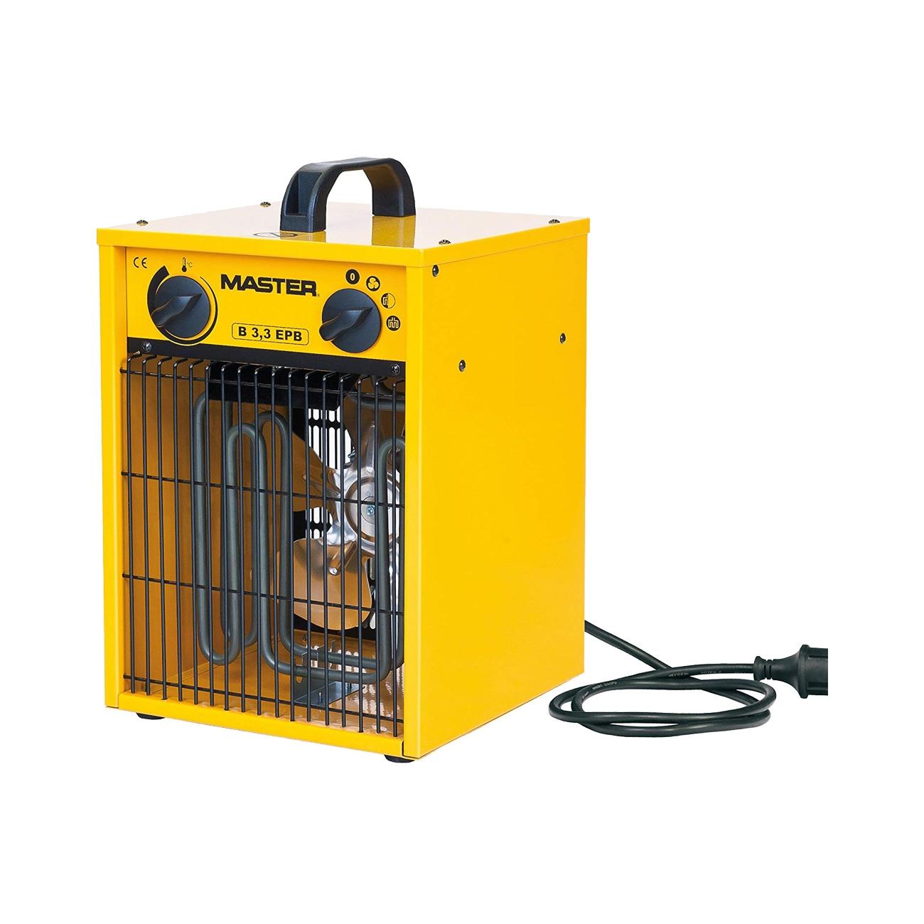 Chauffages électriques Master B3.3 EPB avec ventilateur