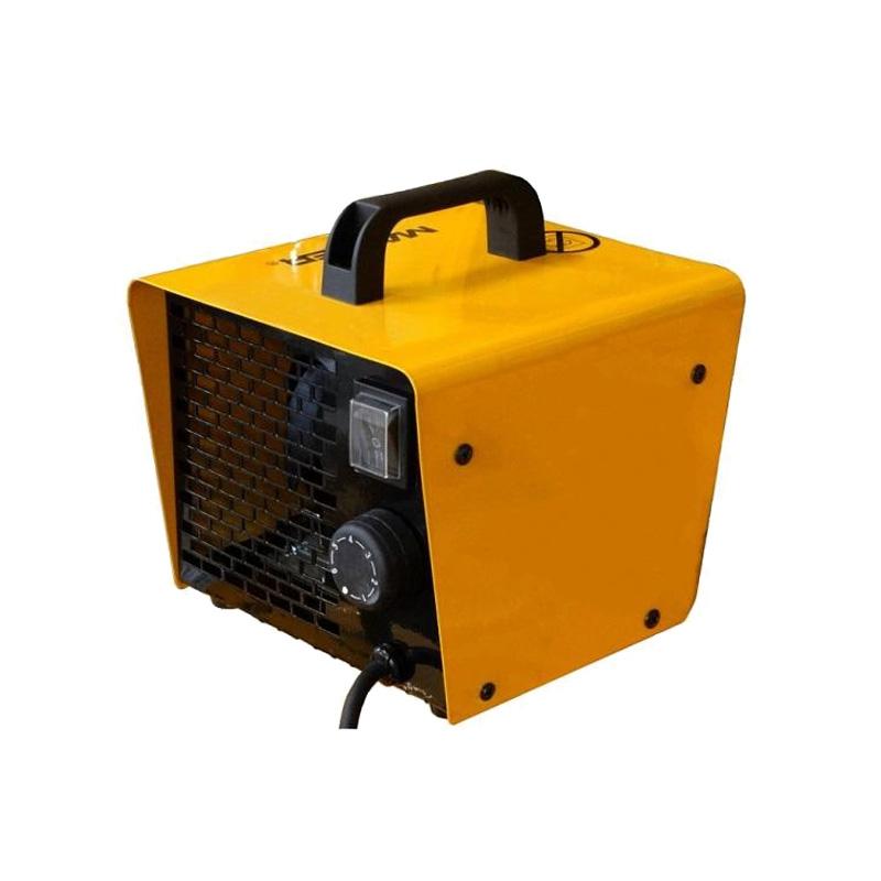 Poêle air chaud électrique Master B3 PTC avec ventilateur