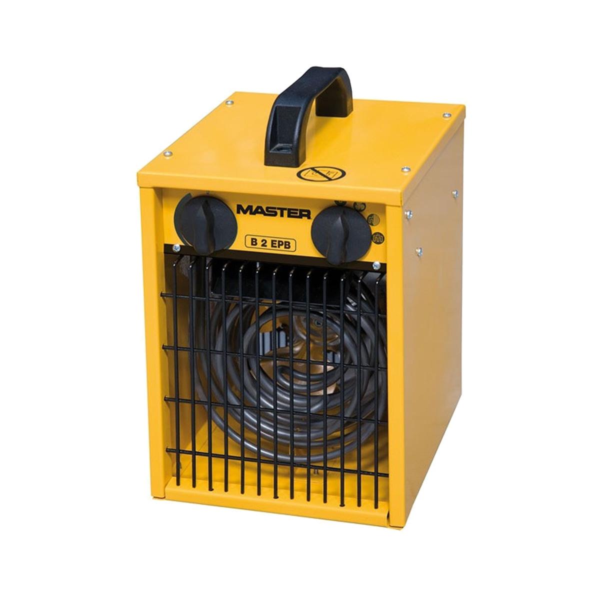 Chauffages électriques Master EPB EPB avec ventilateur