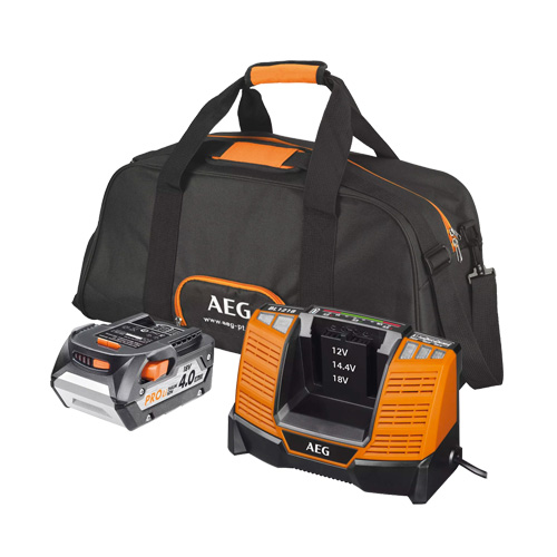 Batterie et chargeur de batterie