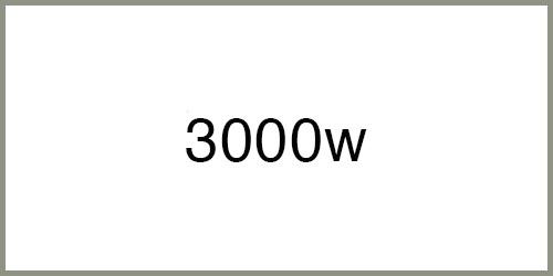 Groupe électrogène 3000w