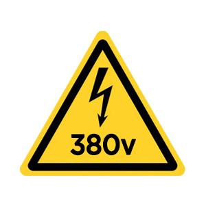Groupe électrogène triphasé - 380V