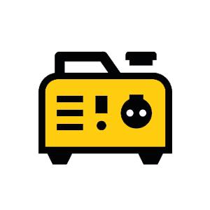 Groupe électrogène portable