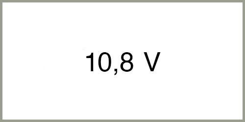 Visseuse 10,8V