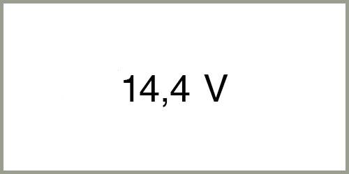 Visseuse 14,4V
