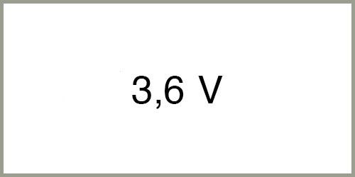 Visseuse 3,6V