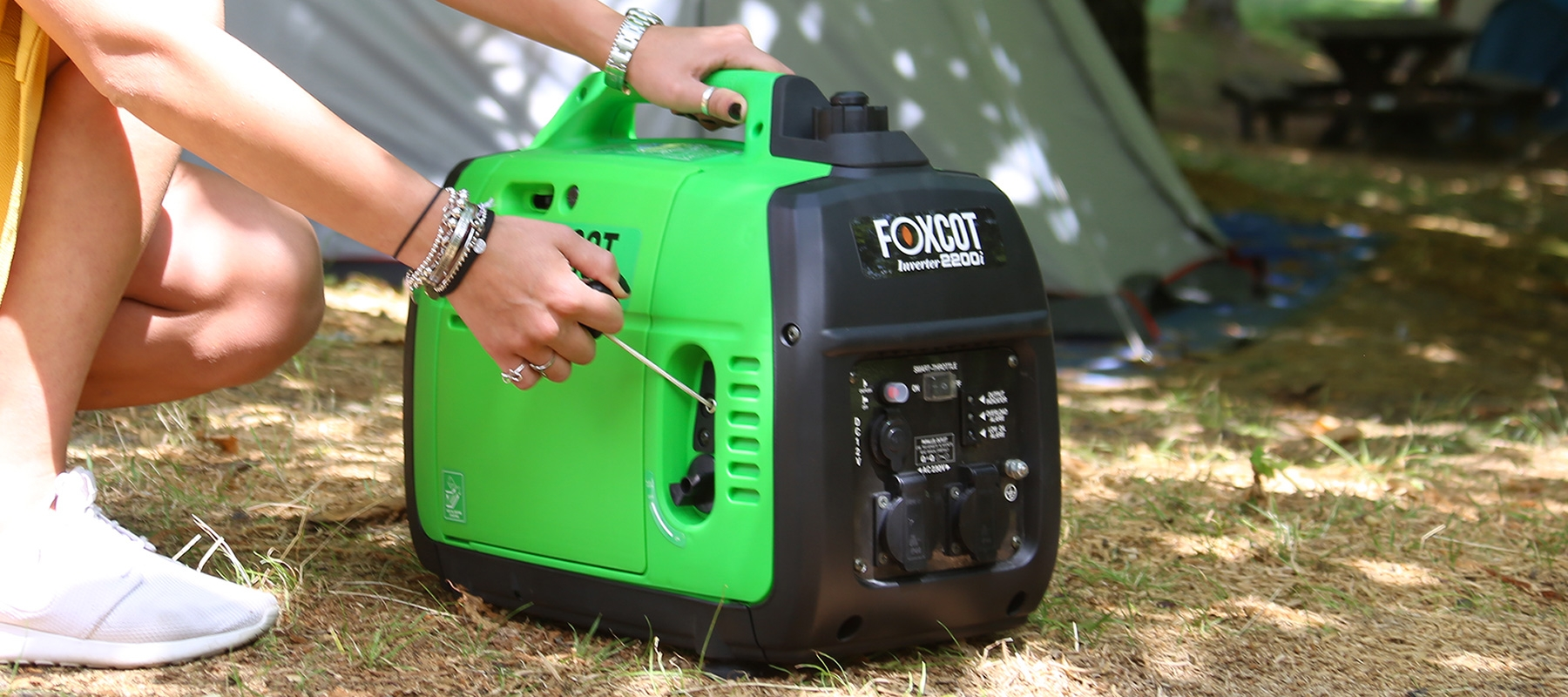 avviamento-semplice-a-strappo-generatore-foxcot